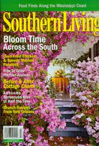 Cover of Southern Living April 2004