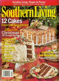 Cover of Southern Living December 2004